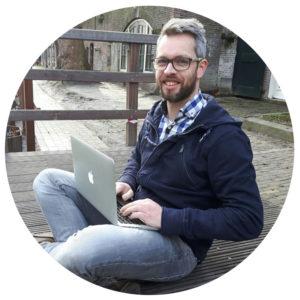 René Voorberg, oprichter en eigenaar De Beelddenkers online communicatie