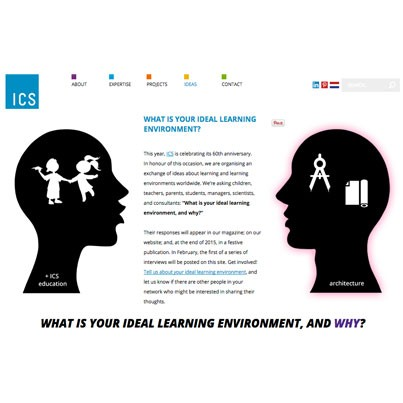 Ideal Learning Environment – ICS Adviseurs