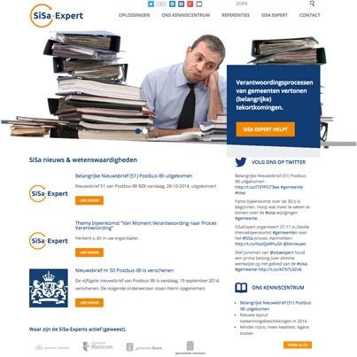 SiSa Expert, financiële experts voor gemeenten