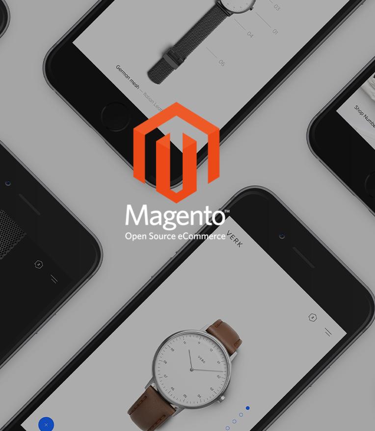 Magento webshop bouwen?