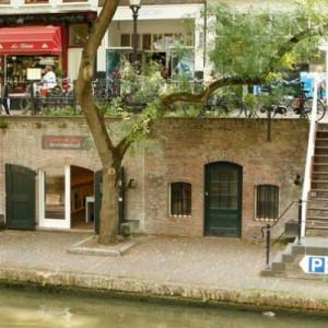 De Oudegracht in Utrecht, een bezoek waard!