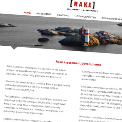 Rake Assessment Development