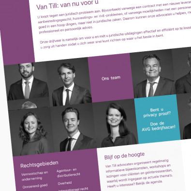Van Till Advocaten Amsterdam