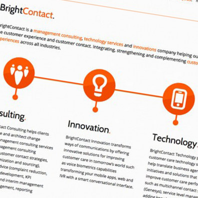 BrightContact – Customer Service Solutions