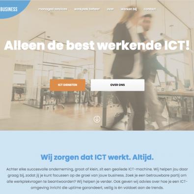 S4business. Alleen de best werkende ICT!
